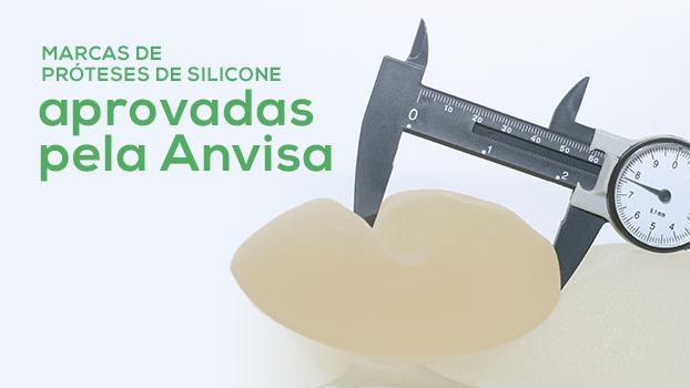 Marcas de Próteses de Silicone Aprovadas Pela Anvisa